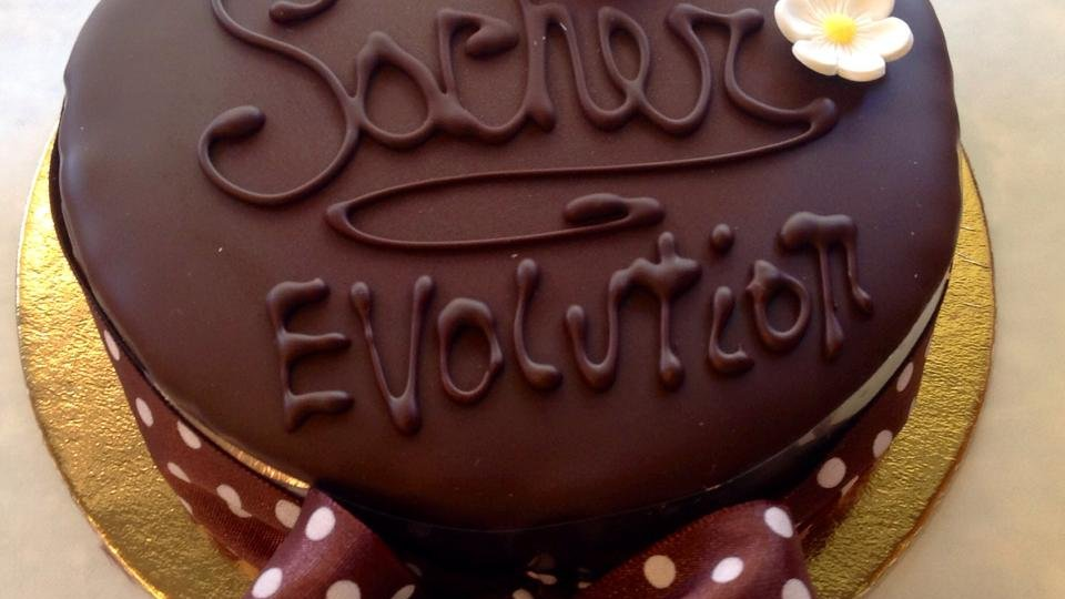 Sacher Evolution di Patrizia Lombardi