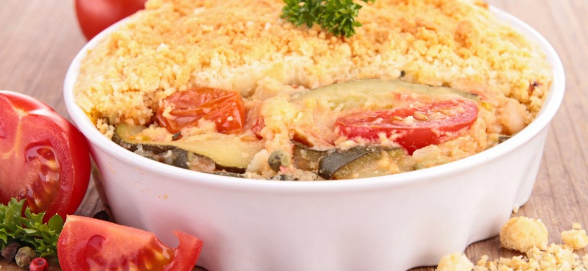 verdure gratinate (Demo)
